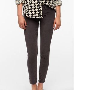 Urban Outfitters BDG Cigarette Mid-Rise Cords